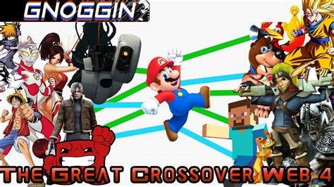 Video Game Crossover Web part 4   Gnoggin   Uncharted to