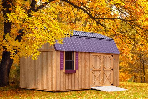 Portable Garden Shed in PA and OH | 10x12 Shed for Sale