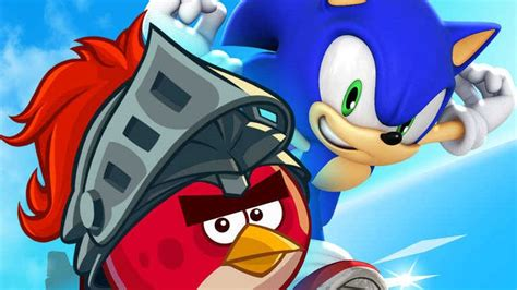 Sonic the Hedgehog is Coming to Angry Birds Epic - Gamezebo