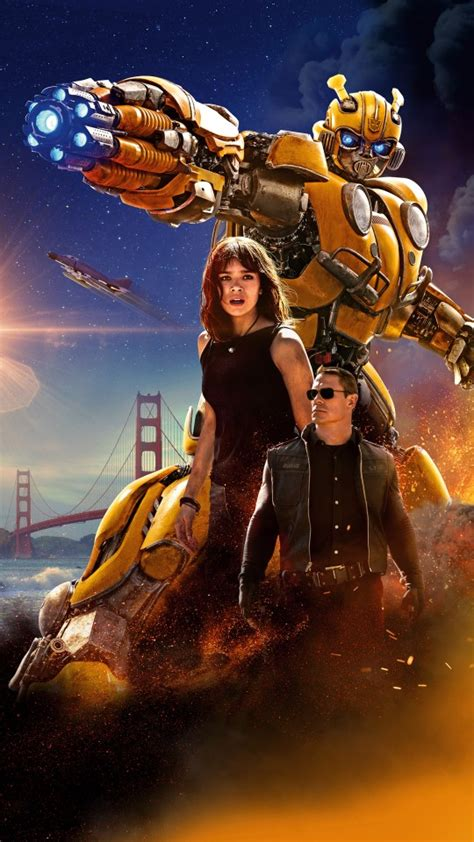 Bumblebee 2018 Movie 5K Wallpapers | HD Wallpapers | ID #26728