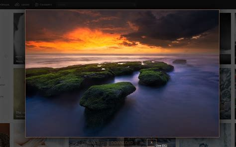 【500px图片下载工具-500px Image Downloader Chrome插件】500px图片下载工具