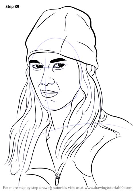 Learn How to Draw Jay from Descendants (Descendants) Step