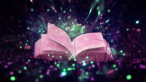 Magical Book 5K Wallpapers | HD Wallpapers | ID #29132