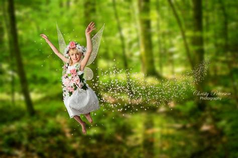 Digital Fairy Wing Brushes and PNG Overlays | Christy Peterson