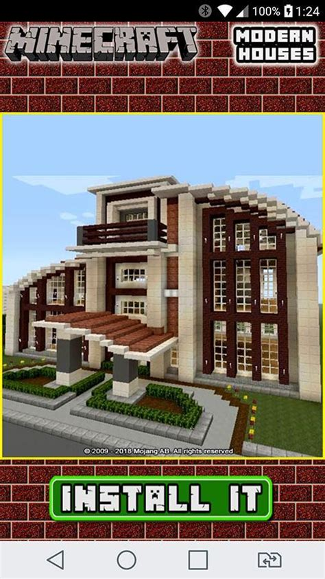Modern Minecraft House Design Ideas for Android - APK Download