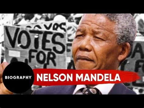 Nelson Mandela - Mini Biography - YouTube
