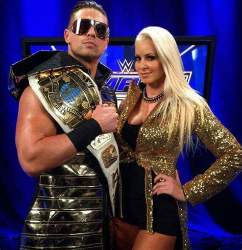 Becoming Parents! Maryse Is Pregnant - Husband, The Miz