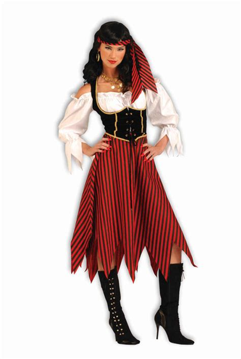 30 PIRATE COSTUMES FOR HALLOWEEN