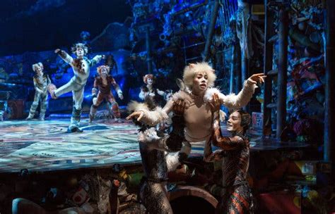 Review: Does 'Cats' Have Nine Lives on Broadway? Two