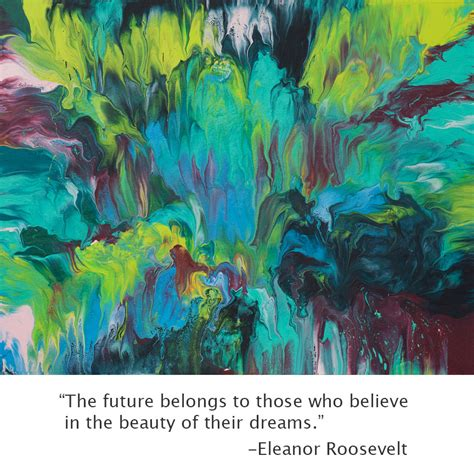 Acrylic Paintings And Quotes