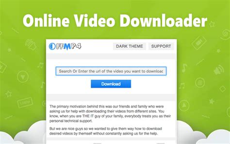 OFFMP4 - Best Video Download Helper – Get this Extension