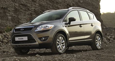 Ford Kuga: New compact SUV launched - photos | CarAdvice