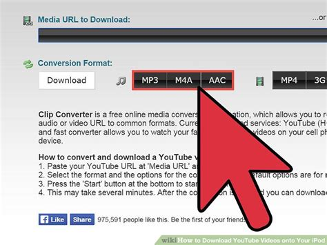 How to Download YouTube Videos onto Your iPod: 9 Steps