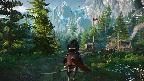 """The Witcher 3 on Nintendo Switch review: """"How much are you"""