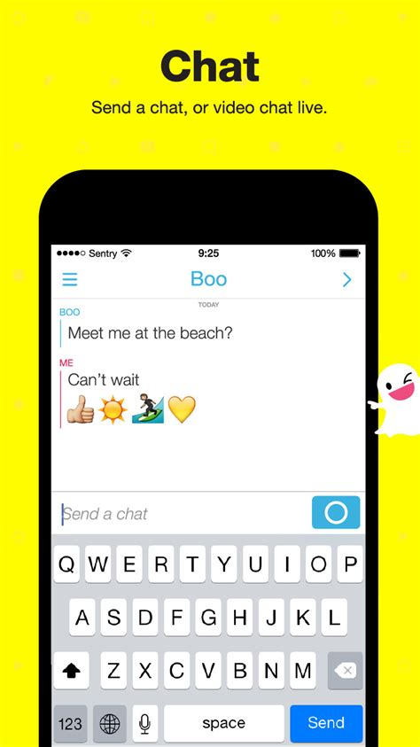 Snapchat App Gets Updated With Story Replies, Improved