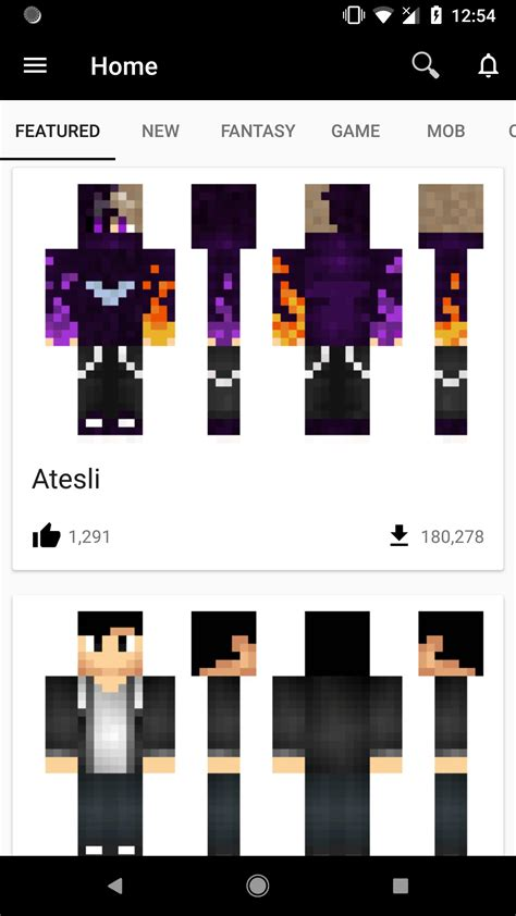 Skins for Minecraft PE for Android - APK Download